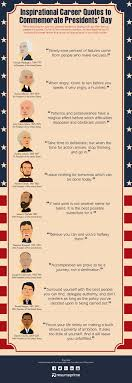 Inspirational Career Quotes To Commemorate Presidents Day Sumographic