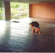carpet protector film. carpet/constuction prot. film carpet protector