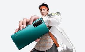 Das Huawei Enjoy 20 SE bietet ein 1 ...