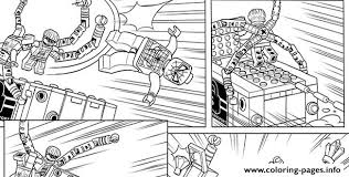 Small Picture lego marvel with spiderman Coloring pages Printable