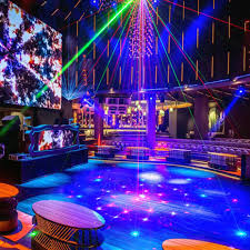 Blue Stage Lighting Us 79 99 20 Off Alien New 96 Patterns Rgb Mini Laser Projector Light Dj Disco Party Music Laser Stage Lighting Effect With Led Blue Xmas Lights In