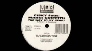 CISKY featuring MARIA GRIFFITH - The way to my heart - YouTube