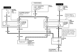 2000 mercury grand marquis wiring diagram 2000 caught my cooling fan being bad 4 6l based powertrains on 2000 mercury grand marquis wiring 1991 mercury cougar wiring diagram