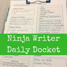 systems that work for writers dockets shaunta grimes medium the daily docket