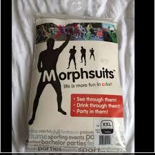 Morphsuit Size Chart Morphsuit Zebra Patter Brand New Never Worn Size Depop