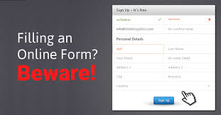 Submit Form Websites Found Collecting Data From Online Forms Even Before