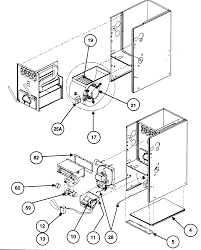 Free printables carrier furnace parts diagram large size