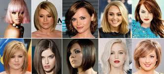 Jak Si Vybrat účes V Závislosti Na Tvaru Tváře A Typu Vlasů