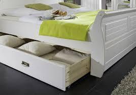 Schlafzimmer Komplett Set Massivholz Kiefer Massiv Weiß Landhaus Neu