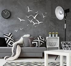 metal bird wall art flying birds