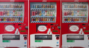 A Vending Machine Dispenses Coffee Into Custom Vending Machines Yorkshire Coffee Machines Yorkshire Apple