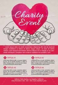 Flyers For Fundraising Events Free Fundraising Flyer Psd Templates Download Styleflyers