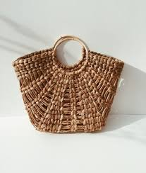 Large wicker basket Round Wicker Morocco Woven Wicker Basket Bag Large Straw Bag Emily Readettbayley Morocco Woven Wicker Basket Bag Large Straw Bag Ashley Summer Co