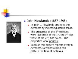 The Periodic Table and Periodic Law - ppt video online download