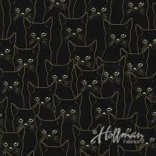 hoffman full moon p4347 4g black gold cat outlines 10 30 yd