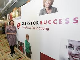 how dress for success ceo joi gordon gives women hope joi gordon ceo of dress for success in midtown new york on jan