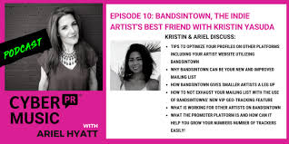The other music trackers are growing steadily and sustainably, with the exception of apollo. The Cyber Pr Music Podcast Ep 10 Bandsintown The Indie Artist S Best Friend With Kristin Yasuda Cyber Pr Music