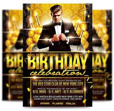 celebration flyer template. Birthday Celebration Flyer Template FlyerTemplateStore