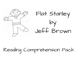 Flat Stanley Printable Flat Stanley Reading Comprehension