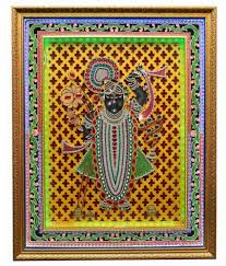 carved wood wall art india fresh ethnic india art shreenathji wooden carving decor art frame