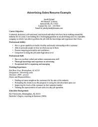 Salesperson Resume Example The Salesperson Resume Can Be A Good