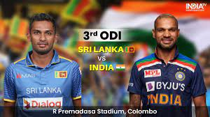SL vs IND 3rd ODI: India suffer three ...