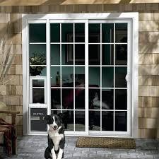 doggie door insert fast fit patio pet door installation full view glass insert with built in