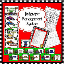 Racing Behavior Chart Worksheets Teaching Resources Tpt