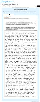 October 2008 Sat Essay Coursework Example 2688 Words