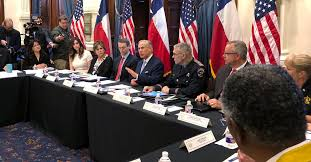 texas governor gathers leaders to talk violence what are we going to do to prevent this the new york times