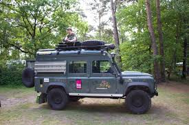 Featured Vehicle: 4-wheel-nomads' Land Rover Defender – Expedition ...
