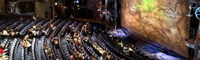 Gershwin Theatre Seating Chart View Gershwin Theatre Tickets And Seating Chart
