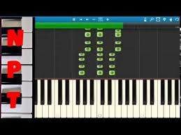 jess glynne hold my hand piano tutorial synthesia how to play