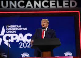 Trump CPAC comeback speech showed a sad ...