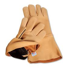 aerostich insulated deerskin with gauntlet gloves larger images here