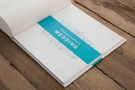photo guest sign in book wedding guest book loxley colour