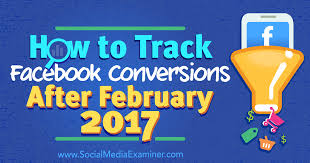 Track And Field Conversion Chart How To Track Facebook Conversions After February 2017