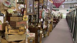 welcome to the brass armadillo antique mall in omaha nebraska