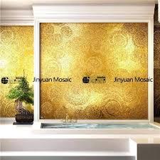 gold bathroom tiles mosaic bathroom tile m b circle pattern mosaic tile golden bathroom tile handmade mosaic