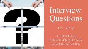 Accounting Interview Questions Delectable Interview Questions To Ask Accounting Applicants Robert Half