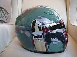 10 cool custom motorcycle helmets that actually exist techeblog