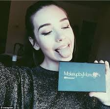 custom colors amanda recently teamed up with bh cosmetics to create her own makeupbymandy24 signature