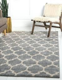 gray trellis rug grey trellis runner rug