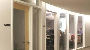 behrakis health center frames and wood door