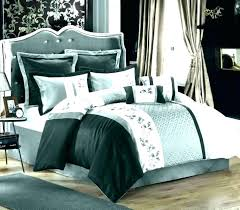 black and grey comforter sets red silver gold white set bedding bed gray king size