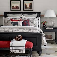 Of Bedrooms With Black Furniture Vintage Country Bedroom Black And White Bedroom Ethan Allen