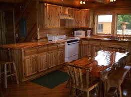 hand crafted custom rustic cedar kitchen cabinets by king of the forest furniture custommade com