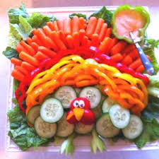 Decorative Relish Tray For Thanksgiving Thanksgiving veggie tray by betty Appetizers Pinterest Veggie 5