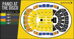 Riverpark Center Seating Chart Sprint Center Kansas City Missouri Seating Chart Sprint