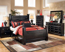 furniture bedroom set king. franco 5 piece new modern black bedroom set furniture w/ king storage poster bed